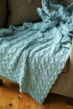 Baby Shawl pattern by Debbie Bliss