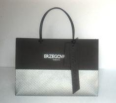 LUXURY!!! Two Paper for an EXCLUSIVE Shopping Bag! by GIO'GATTO Design