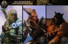 Aldmeri Dominion Faction Guide For Elder Scrolls Online | ESO ...