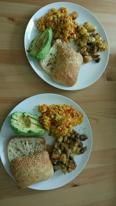 This is my fave vegan brunch :)