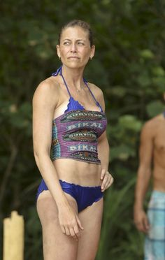 """Survivor Photos: Corinne at camp in """"Kill or Be Killed"""" Episode 4 of Season 26 on CBS.com"""