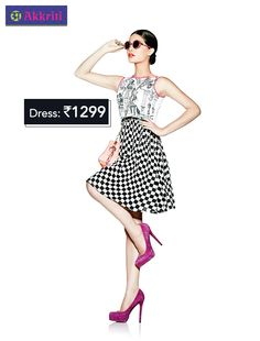 Dress from Akkriti for Rs.1299
