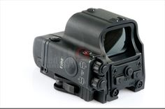 G&P 551 Red Dot Sight with Laser Aiming Device