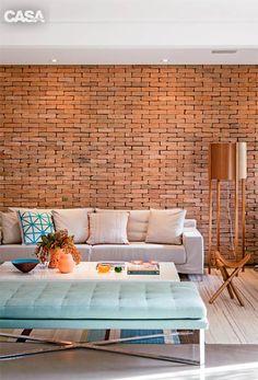 Dúplex em São Paulo tem cozinha gourmet, piscina e jardim - Casa