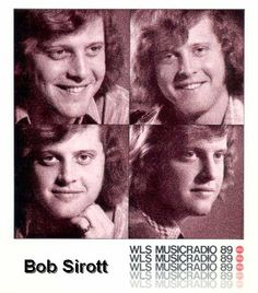 One of the great DJs of Chicago AM Radio. His first show aired on WLS AM on June, 8 Calumet City, Chicago At Night, Nostalgic Images, Big Shoulders, Chicago Travel, My Kind Of Town, June 8, Ham Radio, Chicago Illinois