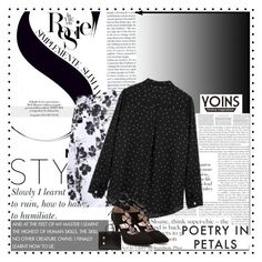"""""""Yoins collection"""" by martina215 ❤ liked on Polyvore featuring Yves Saint Laurent, Whiteley, women's clothing, women's fashion, women, female, woman, misses and juniors"""