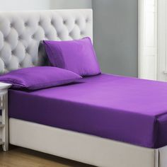Pure #Silk #Fitted #Sheets: Finest Silk Fitted Sheets in Mulberry Silk – OOSilk