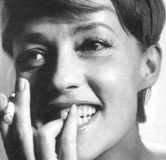 """""""One thing you have to give up is attaching importance to what people see in you."""" – Jeanne Moreau"""