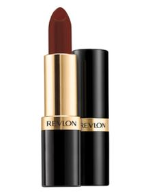 Way into the 90s vibes we're getting from Revlon's lipstick in Fabulous Fig