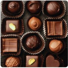 Chocolate is a raw or processed food produced from the seed of the tropical Theobroma cacao tree. Cacao has been. Vino Y Chocolate, Swiss Chocolate, Death By Chocolate, I Love Chocolate, Chocolate Heaven, Chocolate Shop, Belgian Chocolate, How To Make Chocolate, Chocolate Lovers