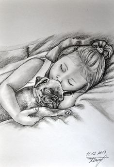 Pencil Drawing Color coloring for adults - kleuren voor volwassenen Girl Drawing Sketches, Art Drawings Sketches Simple, Pencil Art Drawings, Realistic Drawings, Animal Drawings, Cool Drawings, Drawing People, Painting & Drawing, Artwork