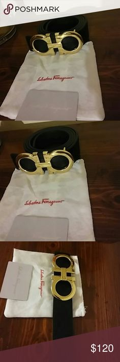 Ferragamo belt New comes in the box with dust bag and card. Ferragamo Accessories Belts