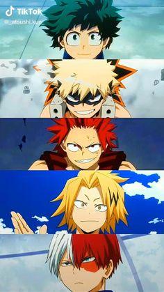 Boku No Hero Academia Funny, My Hero Academia Episodes, My Hero Academia Memes, Hero Academia Characters, My Hero Academia Manga, Anime Wallpaper Live, Hero Wallpaper, Anime Films, Anime Characters