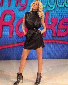 Wear it like Evanggelia Aravani!