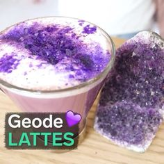 The End Brooklyn: Geode Lattes