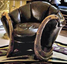 Gray's Dragons chair designed for hat designer Suzanne Talbot's Paris apartment.  Eventually part of the Yves Saint Laurent and Pierre Bergé collection. Sold by Christie's in 2009 for more than $28 million.
