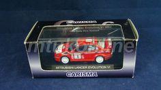 CARISMA MODELS | MITSUBISHI LANCER EVO VI WRC 1999 NEW ZEALAND | MAKINEN | 1/64 Mitsubishi Lancer Evolution, Rally Car, Models, Ebay, Collection, Templates, Fashion Models