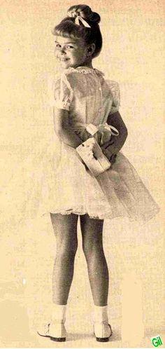 cute dress and hair