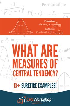 What are Measures of Central Tendency? Algebra 2 Help, Algebra 1, Calculus, Inverse Functions, Linear Function, Systems Of Equations, Solving Equations, Mean Median And Mode, Central Tendency
