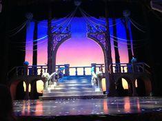 Cinderella on Broadway - Picture of Rodgers + Hammerstein's Cinderella, New York City - Tripadvisor Grand Staircase<br> Rodgers And Hammerstein's Cinderella, Cinderella Broadway, Cinderella 2016, Set Theatre, Set Design Theatre, Theatre Geek, Musical Theatre, Cabaret, Aladdin Broadway
