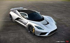 2015 Hennessey Venom F5 Already to be Fastest Car in The World