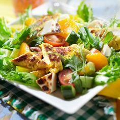 Balela Salad Recipe, Easy Beef Stew, Salad Recipes, Healthy Recipes, Good Food, Yummy Food, Slow Cooker Beef, Greens Recipe, Vegetable Sides