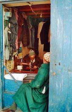 Essaouira by Monica Forss