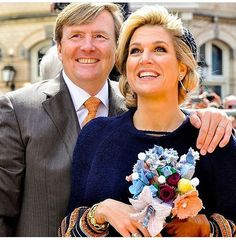 "507 Likes, 10 Comments - Queen Máxima❤ (@queen.maxima_) on Instagram: ""Kingsday 2017!! 💙💙"""