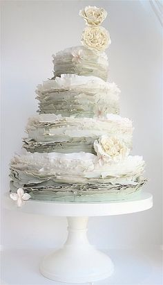 Wow! would love if it was pink ombre!!! Portfolio « Maggie Austin Cake