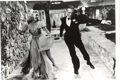 Ginger Rogers Carefree 1938 Ginger and Fred dance the Yam