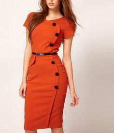 office wear for women | Office Woman Dress - Buy Woman Dress,High Quality Woman Dress,Office ...