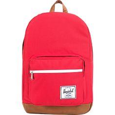 #Backpacks, #HerschelSupplyCo, #LaptopBackpacks - Herschel Supply Co. Pop Quiz Red - Herschel Supply Co. Laptop Backpacks