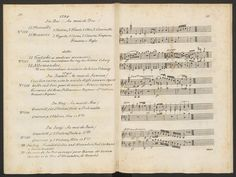 Thematisches Verzeichniss sämmtlicher Kompositionen von W.A. Mozart, pg.50-51 (Dec. 1789-June 1790). Merritt Room ML134.M9 A23