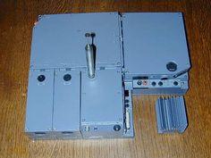 FS-5000 NSA, Desert Storm Era Spy Set Transceiver