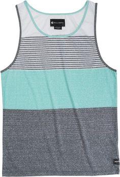 BILLABONG BENZI TANK > Mens > Clothing > Tanks | Swell.com