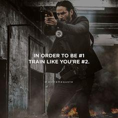 Order to no 1. John wick, Keanu Reeves