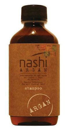 Nashi Argan Şampuan 200Ml :: Beğen AVM
