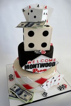 I know who would love this cake!