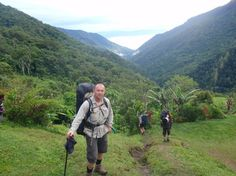 Known as one of the world's most spectacular and challenging treks, the Kokoda Track traverses the rugged Owen Stanley Ranges in Papua New Guinea. Find out more here - http://www.papuanewguinea.travel/trekking