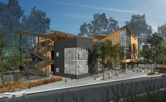 Innovative and Flexible Prefab Prototype Schools For Los Angeles School District