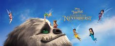 Znalezione obrazy dla zapytania tinkerbell and the legend of the neverbeast