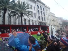 Mardi Gras in New Orleans- add it to your bucket list