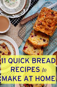 11 easy bread recipes you can make at home