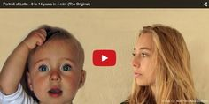 Dad Films His Daughter Every Single Week For 14 Years; The Result Is Breathtaking