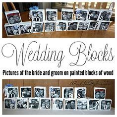 DIY: Mr. & Mrs. Wedd