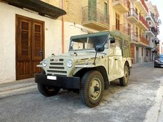 Fiat - Campagnola B 1102B - 1967