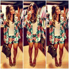 .@Thassia Naves   De hoje... #lookoftheday #lookoftheday #thassianaves   Webstagram - the best Instagram viewer