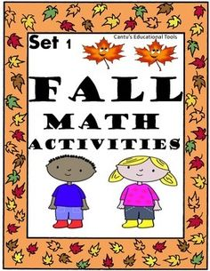 Fall Math (No Prep):  Students will love practicing math skills with these fun fall math worksheets.Includes:Write the missing numberBasic Facts: AdditionBasic Facts: SubtractionAddition: 2 digits-no regroupingSubtraction: 2 digits-no regroupingPlace Value: Tens-OnesPlace Value: Hundreds-Tens-OnesMystery Number #1Mystery Number #2Comparing NumbersGreater or Less thanSkip CountingOrdering NumbersEven/OddProblem Solving:  Addition/SubtractionThanks for buying my products,Cantu's Educational…