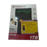 Transcend USB 3.0 External Portable Hard Drive. Hard disk external untuk PC Tahan Banting Triple Protection USB 3.0   http://rosdc.com/transcend-usb-3-0-external-portable-hard-drive.html  Rp997.000,00