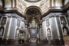 Czech church - Prague became a memorable city for me. Prague, Big Ben, How To Memorize Things, Scene, City, Building, Travel, Voyage, Buildings